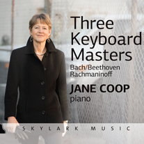 Three Keyboard Masters